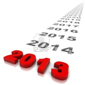 15873890-new-year-2013-and-the-years-ahead-part-of-a-series