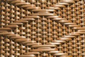 9657477-the-background-of-textured-of-wicker-basketry-light-yellow-colour-closeup