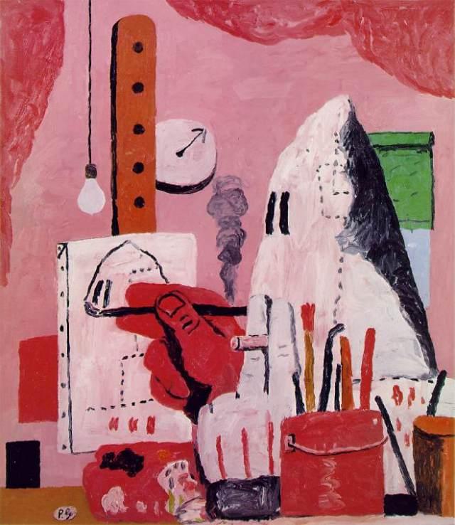 Philip-Guston-The-Studio-1969