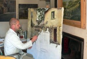 Artist in Residence Karl