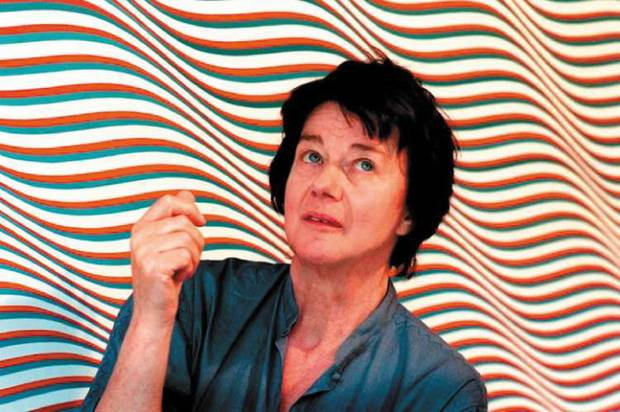 art bridget riley
