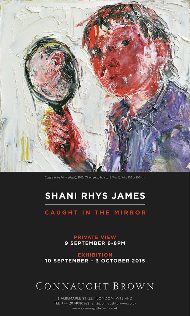 Rhys James_Caught in the Mirror_Evite