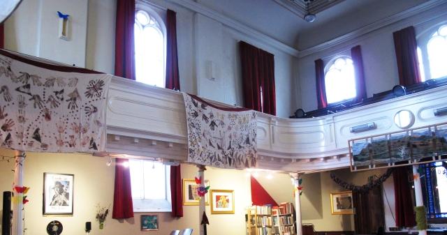 Hermon Hillfort tapestry 2