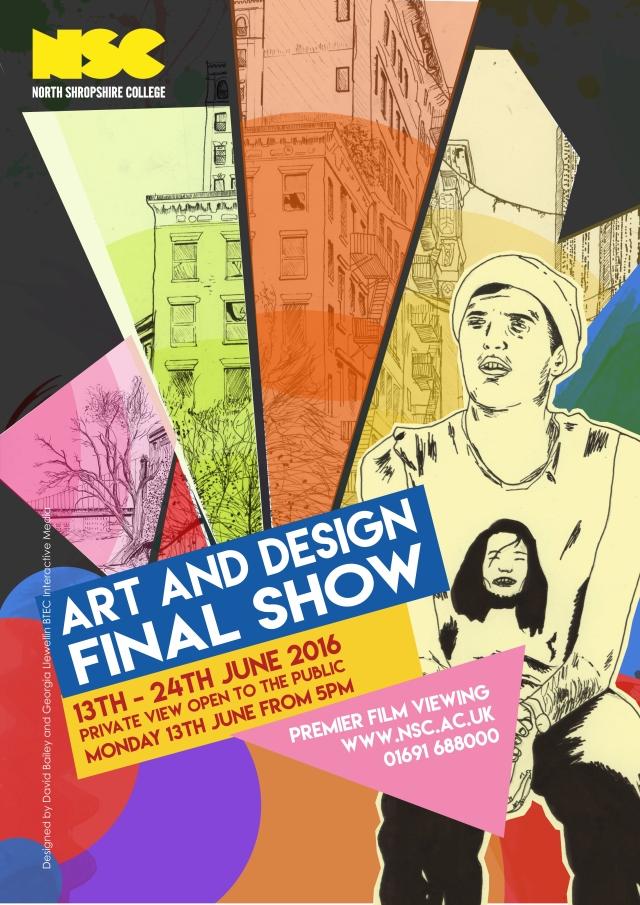 Final Show Flyer 2016
