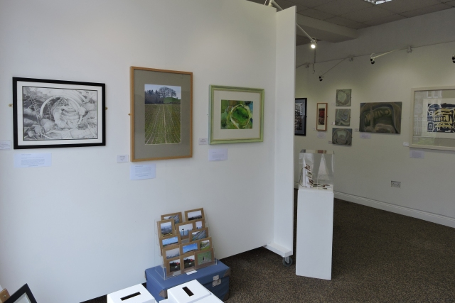 Hillfort Exhibition View 4